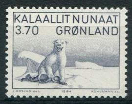 Groenland, michel 147, xx