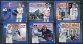 Alderney, michel 167/72, xx