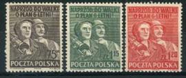 Polen, michel 680/83, xx