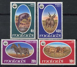 Malawi, michel 297/00, xx