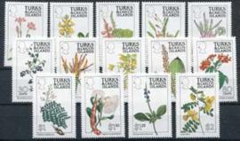 Turks, michel 876/89, xx
