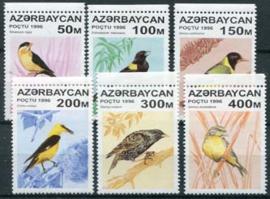 Azerbaidjan, michel 313/18, xx