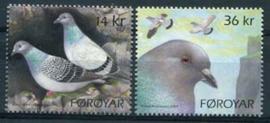 Faroer, michel 683/84, xx