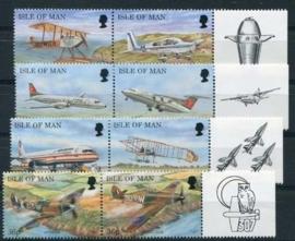 Isle of Man, michel 722/29, xx