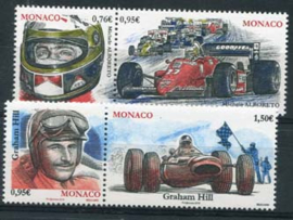 Monaco, michel 3225/28, xx