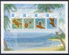 Seychelles, michel blok 5, xx