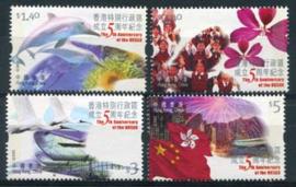 Hong Kong, michel 1044/47, xx
