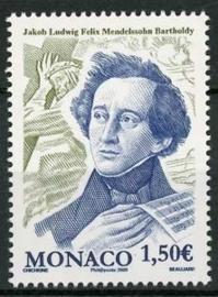 Monaco. michel 2922, xx