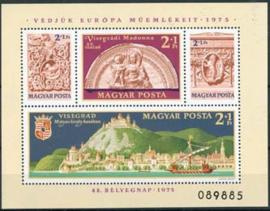 Hongarije, michel blok 115 A , xx