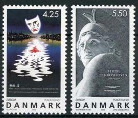 Denemarken, michel 1341/42, xx