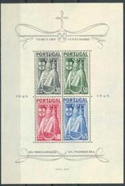 Portugal, michel blok 12, xx
