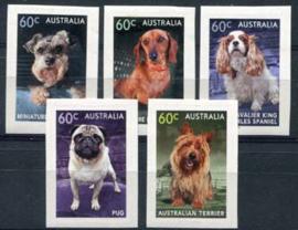 Australie, michel 3904/08, xx