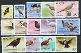 St.Kitts, michel 49/61 I , xx