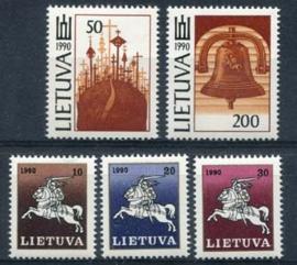 Litouen, michel 465/69 , xx
