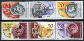 Cyprus, michel 999/1004, xx