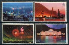 Hong Kong, michel 415/18, xx