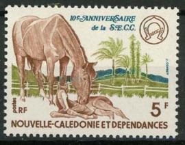 N.Caledonie, michel 602, xx
