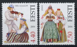 Estland, michel 498/99, xx