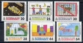 Guernsey, michel 839/44 , xx