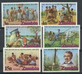 Zambia, michel 102/07, xx