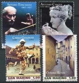 San Marino , michel 2319/22 , xx