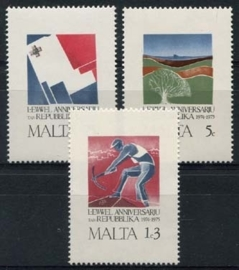Malta, michel 521/23, xx