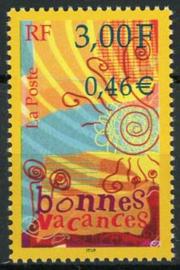 Frankrijk, michel 3471, xx