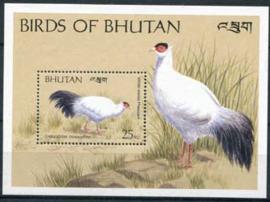 Bhutan, michel blok 221, xx