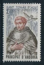 Andorra Fr., michel 330, xx