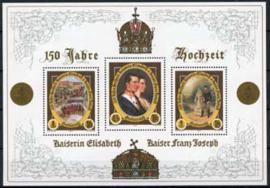 Oostenrijk, michel blok 23, xx