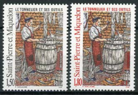 St.Pierre, michel 690/91, xx