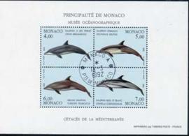 Monaco, michel blok 54, o