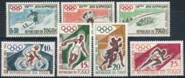 Togo, michel 276/82, xx