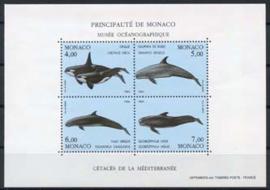 Monaco, michel blok 62, xx
