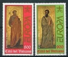 Vaticaan, michel 1242/43, xx