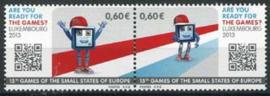 Luxemburg, michel 1967/68, xx