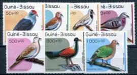 Guine Bissau, michel 1018/24, xx