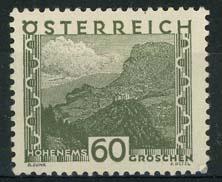 Oostenrijk, michel 509, x