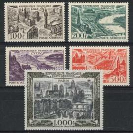 Frankrijk, michel 861/65, xx