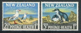 N.Zeeland, michel 433/34, xx