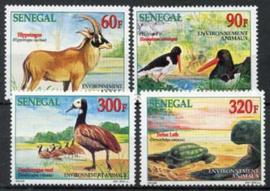 Senegal, michel 1811/14, xx