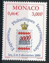 Monaco, michel 2480, xx