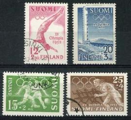 Finland, michel 399/02, o