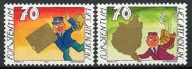 Liechtenstein, michel 1257/58, xx