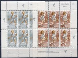 N.Zeeland, michel kb 588/89, xx