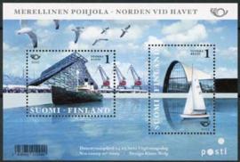 Finland, michel blok 58, xx