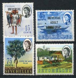 Seychelles, michel 235/28, xx