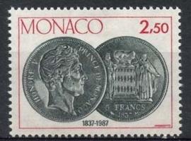 Monaco , michel 1829 , xx