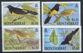 Montserrat , michel 838/41, xx