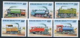 Togo, michel 2809/14, xx